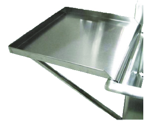 Optional Drainboard for sinks