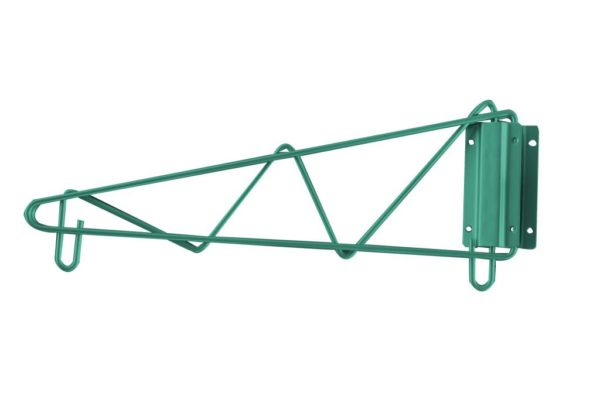 Single Green Epoxy Shelf Divider