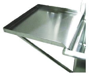 Optional Drainboard for Budget Sink Only