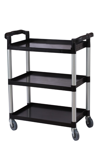 3 Tier Plastic Cart